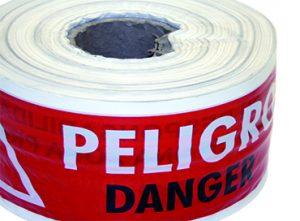 07D Senyalització cintes balisament perill