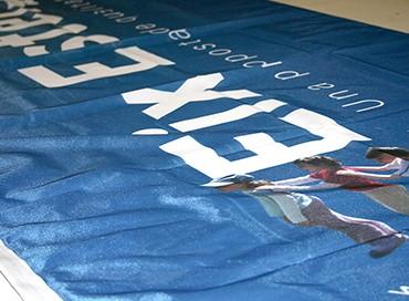 10A Bandera publicitària corporativa