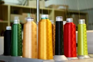 160B Brodats fil picatge roba personalització