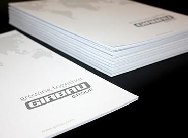 17B Fulls de notes paper offset