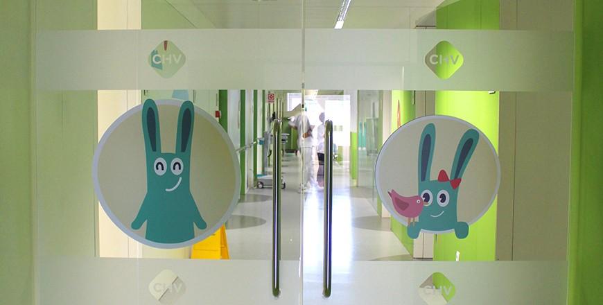 grafica planta pediatria hospital vic PORTADA