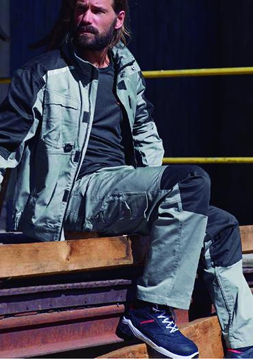 15B0RB Roba laboral pantalo construcció sabates jaqueta