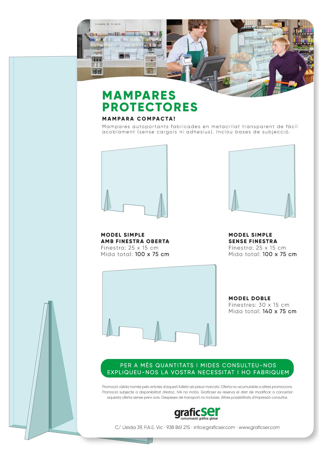 200504 MAMPARES PROTECTORES SEGURETAT COVID 19 X MAIL 1