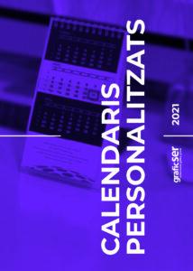 PORTADES CATÀLEGS 2021 CALENDARIS PERSONALITZATS
