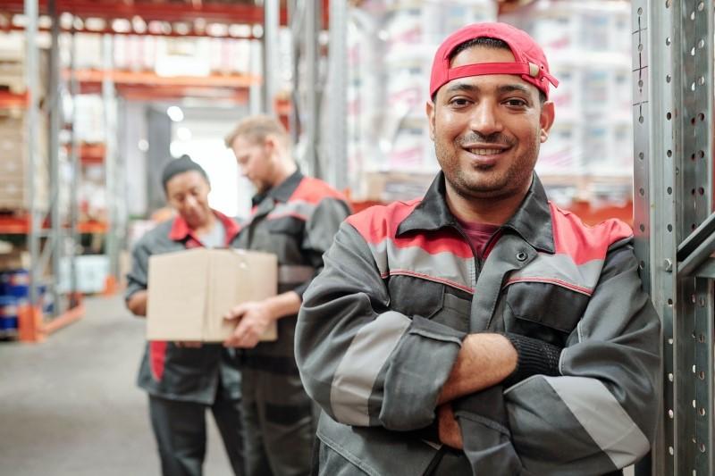 Ropa laboral de todo tipo para el sector industrial