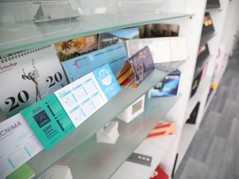 calendarios de mesa_calendario sobremesa personalizado _GRAFICSER
