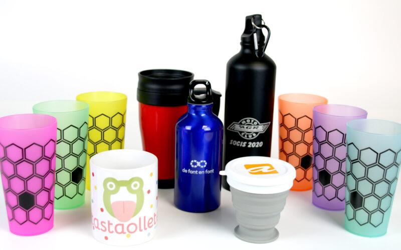 marcaje de botellas formatos