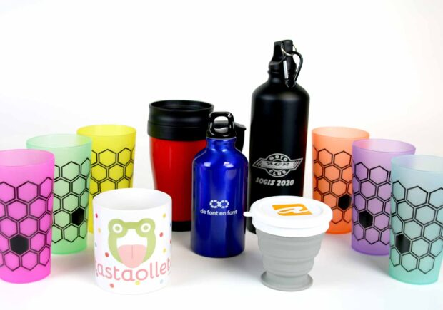 marcaje de botellas